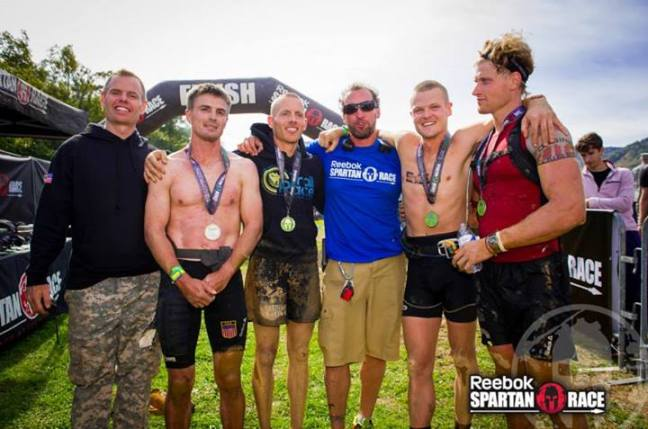 Cody Moat Spartan