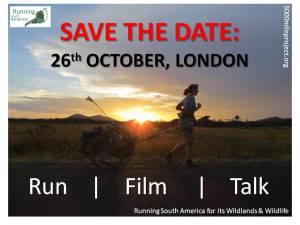 save the date run film talkUPDATE