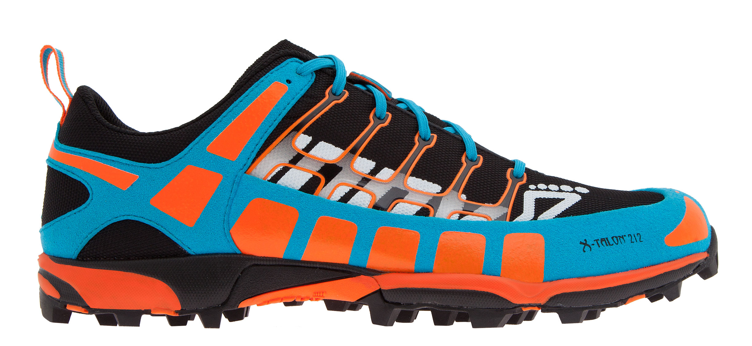 inov-8 X-Talon 212, as worn by Robbie during the West Highland Way Race.