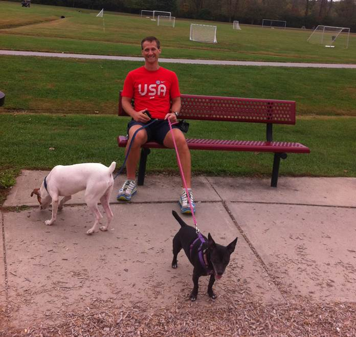 Husband and dogs v2