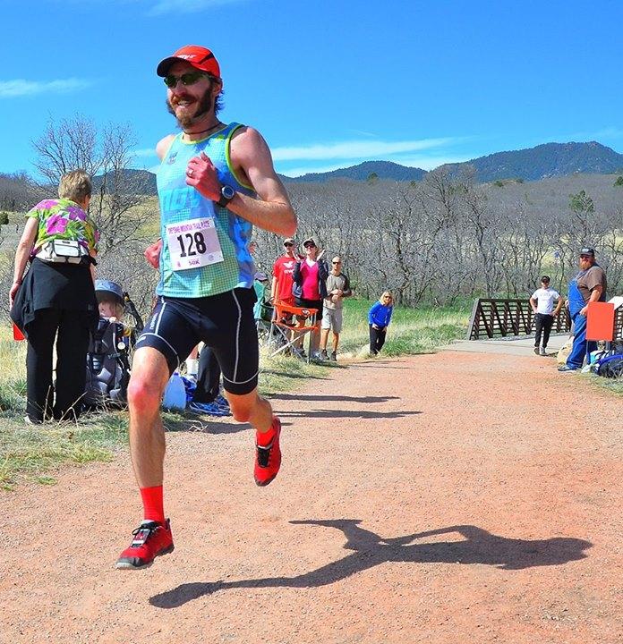Cheyenne 25k running
