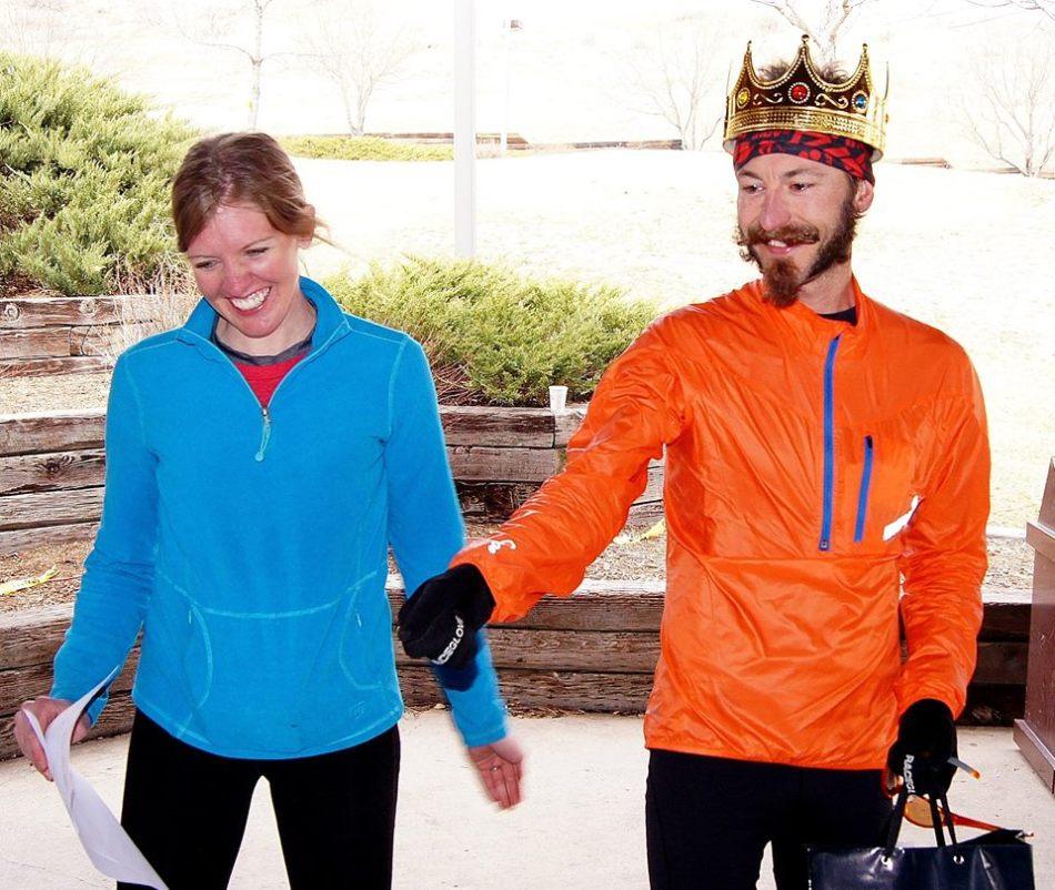 Journey 5 mile Challenge crown