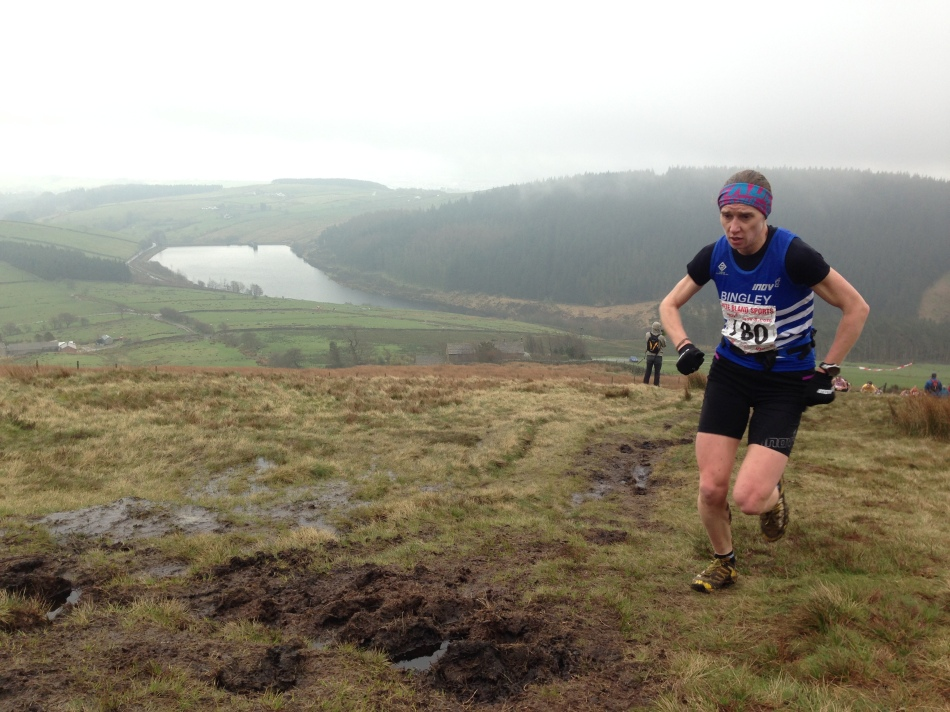 Victoria Wilkinson out on her own and leaving her rivals behind at Pendle