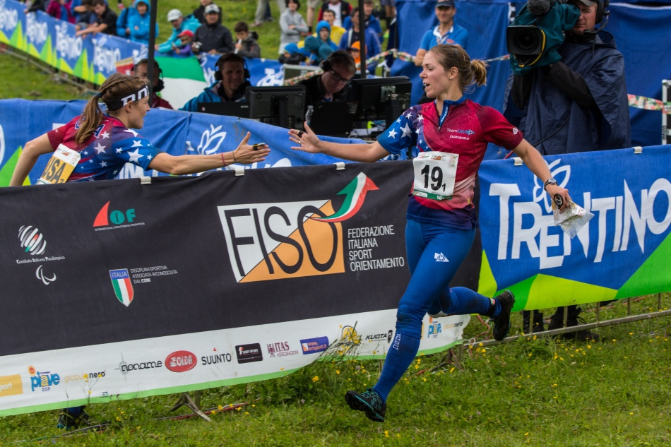 World Orienteering Champs 1