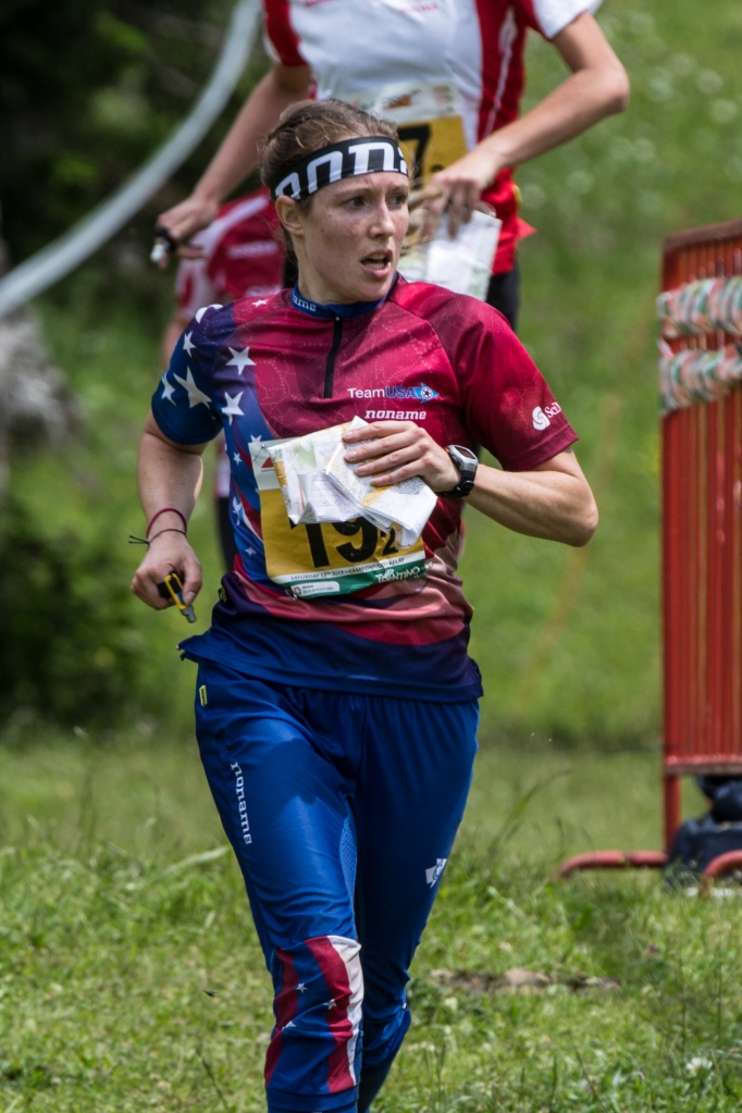 World Orienteering Champs 2